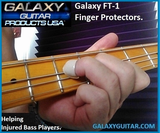 Bass Guitar Finger Protector