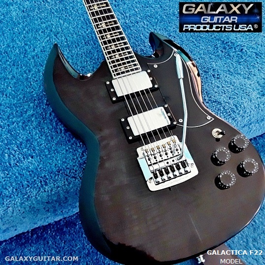 Galaxy SG Guitars